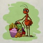 мравка-2