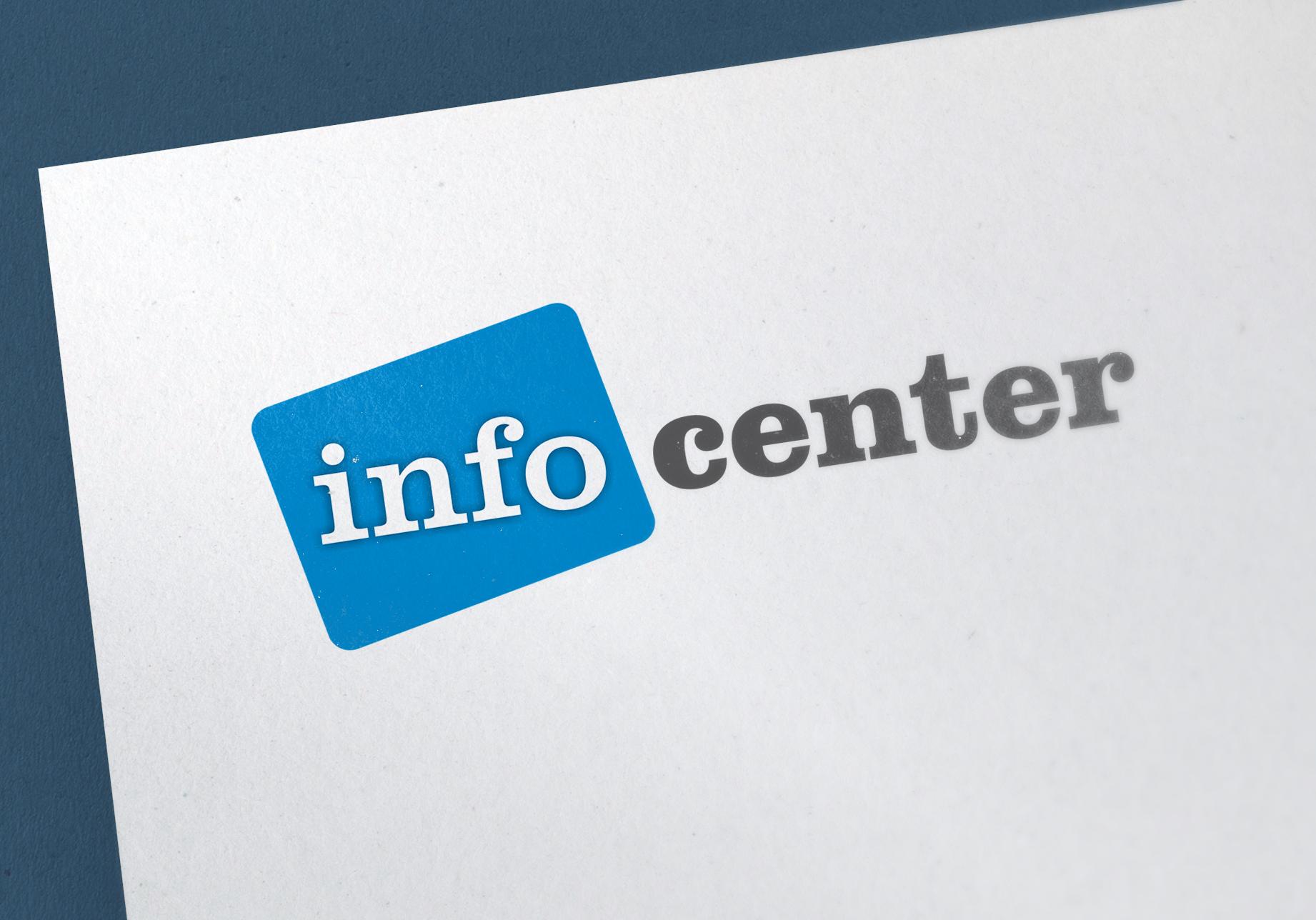 Лого Info center