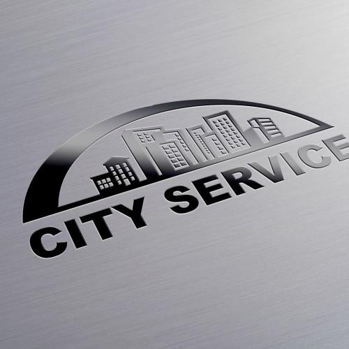 Лого за Сити Сървис София
