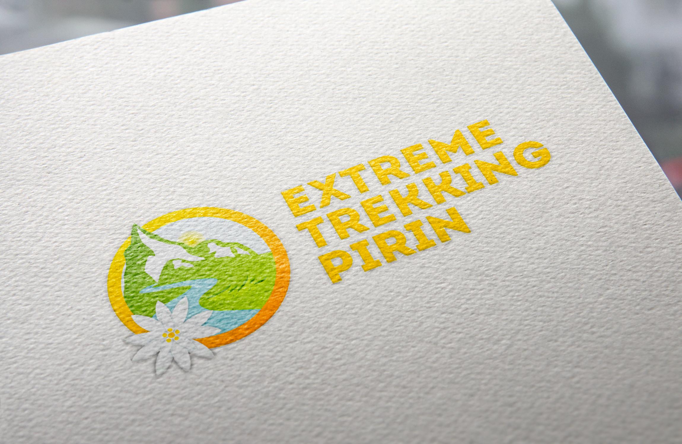 Лого за Екстриим Трекинг Пирин