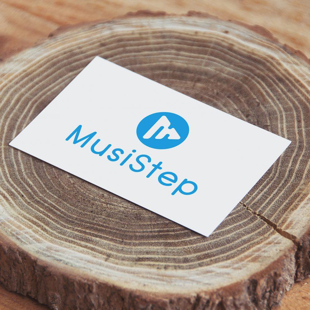 MusiStep logo